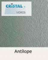 VIDRO FANTASIA ANTILOPE DE 4MM